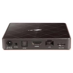 Formuler Z7+ IPTV box achterkant