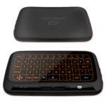 H18 mini toetsenbord met touchpad