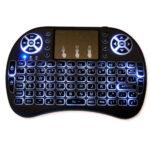 I8 mini toetsenbord met touchpad