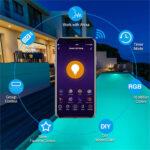 Xidio APP Smart Home LEDstrip 5 meter app