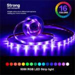 Xidio APP Smart Home LEDstrip 5 meter kleuren