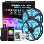 Xidio Smart Home LED Strip 10 meter App & remote