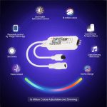 Xidio Smart Home LED Strip 10 meter functies
