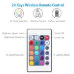 Xidio Smart LED Strip RGB REMOTE