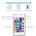 Xidio Voice Smart Home LED Strip 5 meter remote rgb