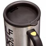 Koffiebeker 400ml koffiemok met deksel
